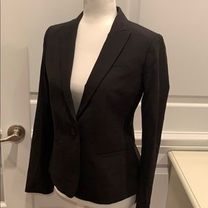 Banana Republic Tailored one button jacket